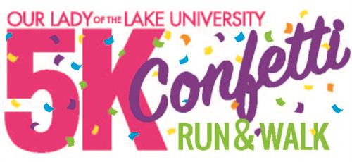 OLLU 5K Confetti Run & Walk