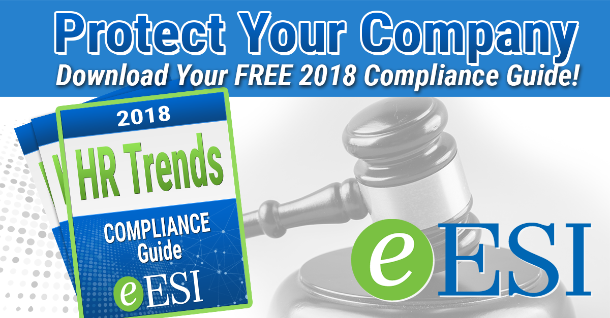 2018 HR Compliance Guide eESI Free Download
