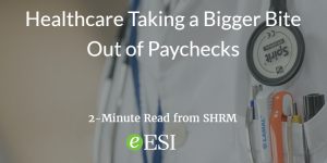 Sept6-Healthcare Bigger Bite of Paychecks